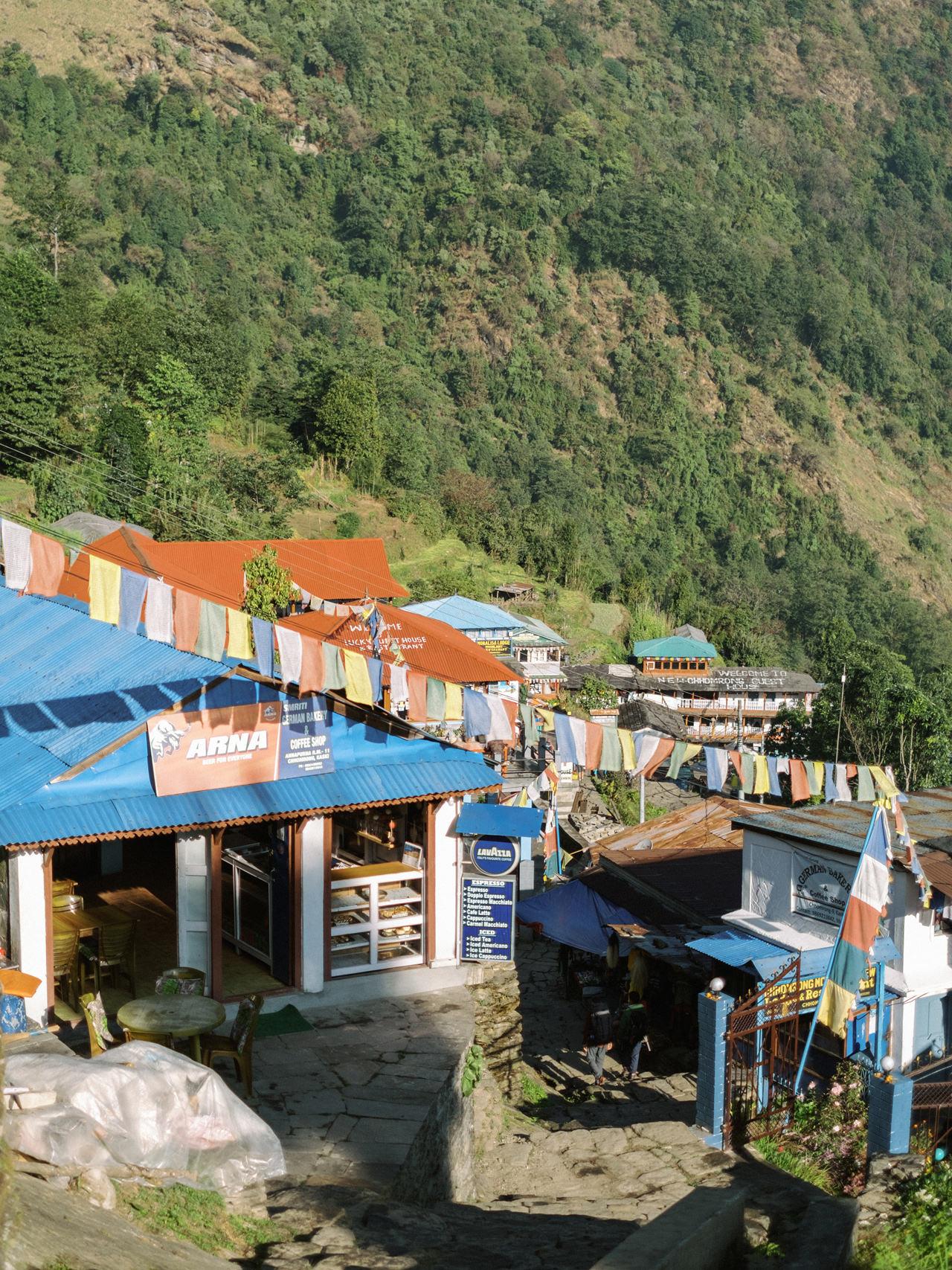 Nepal 2019 - Trekking Annapurna Base Camp 93