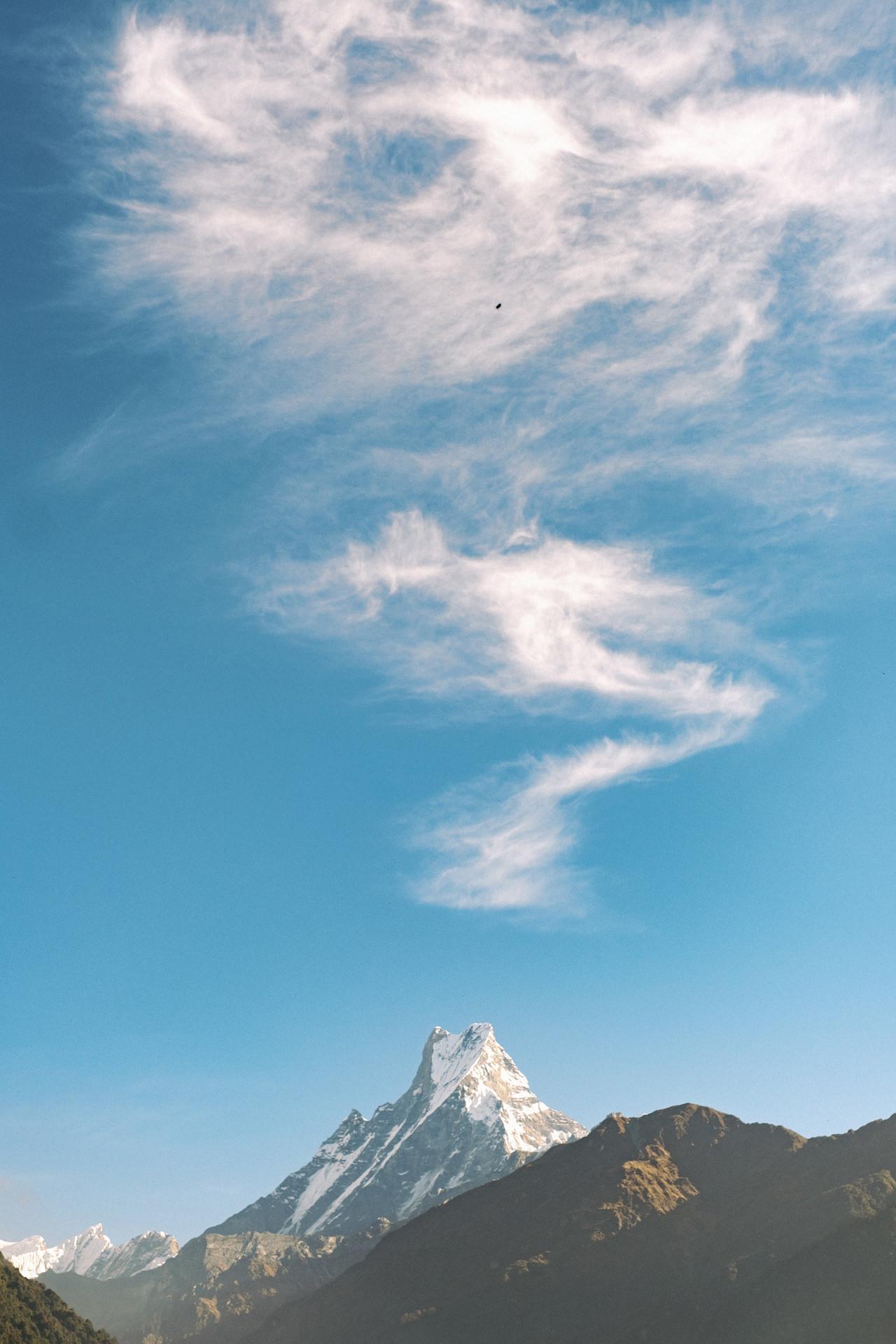 Nepal 2019 - Trekking Annapurna Base Camp 95
