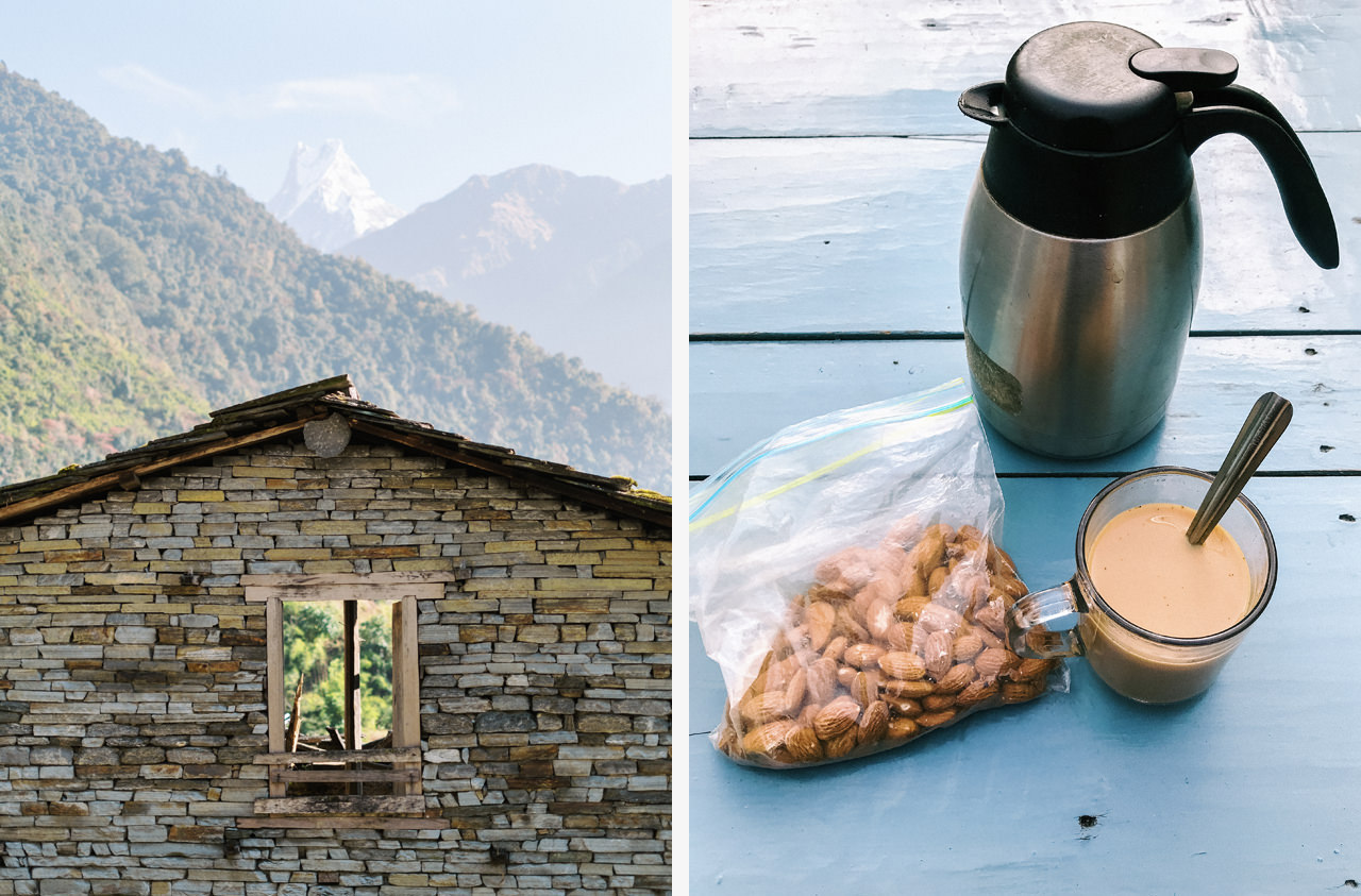 Nepal 2019 - Trekking Annapurna Base Camp 97