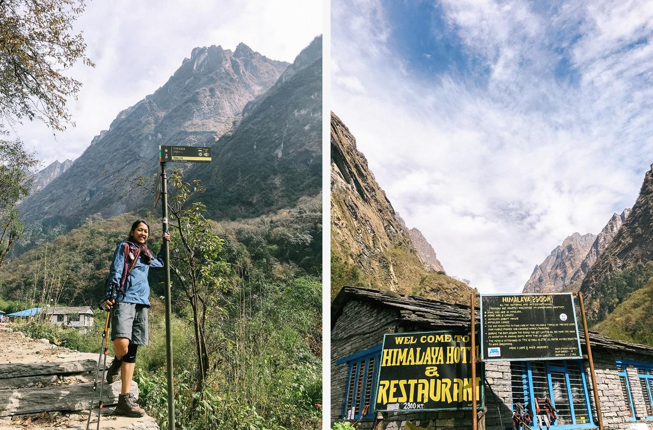 Nepal 2019 - Trekking Annapurna Base Camp 98