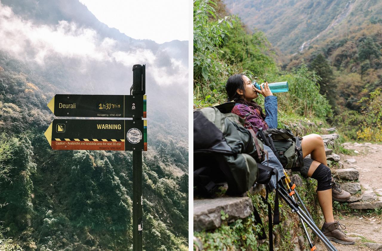 Nepal 2019 - Trekking Annapurna Base Camp 100