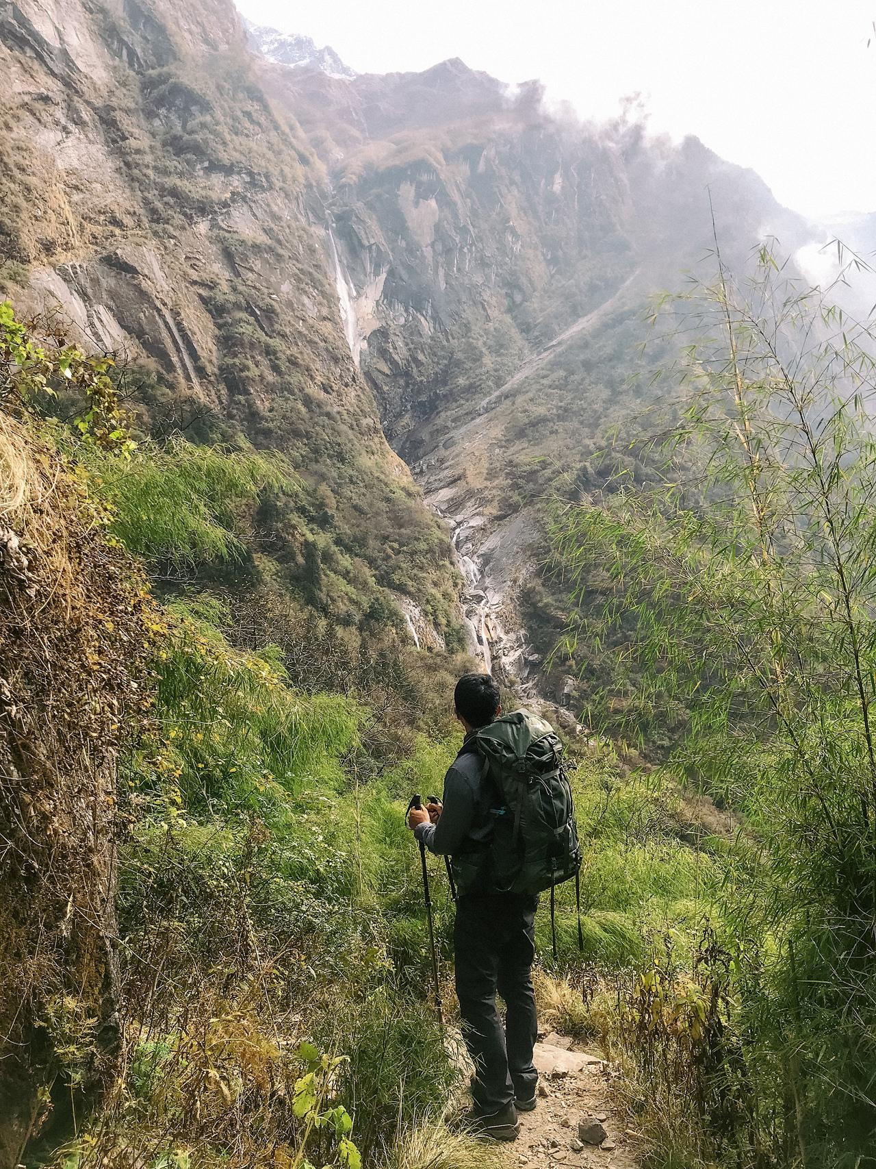 Nepal 2019 - Trekking Annapurna Base Camp 106