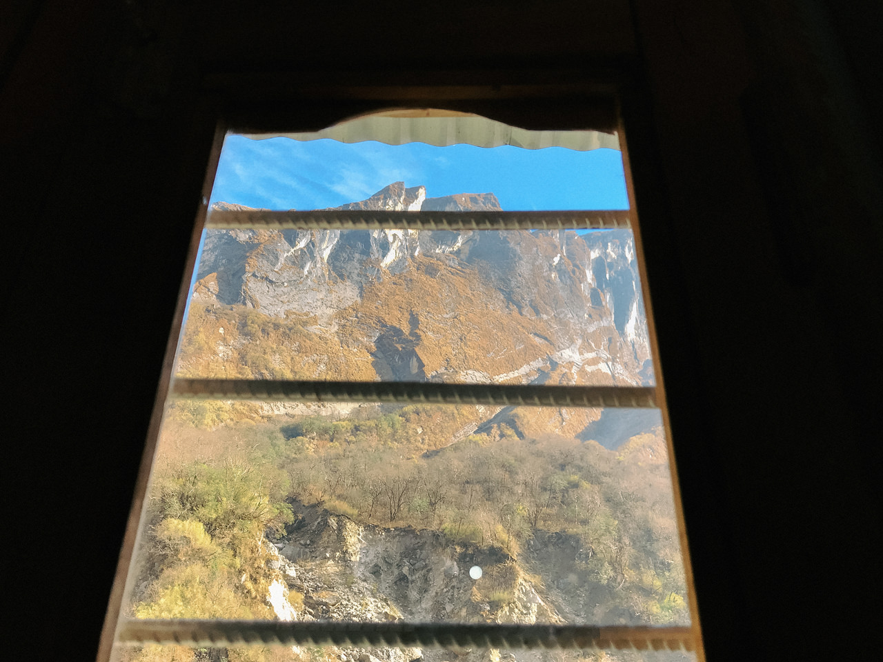 Nepal 2019 - Trekking Annapurna Base Camp 111