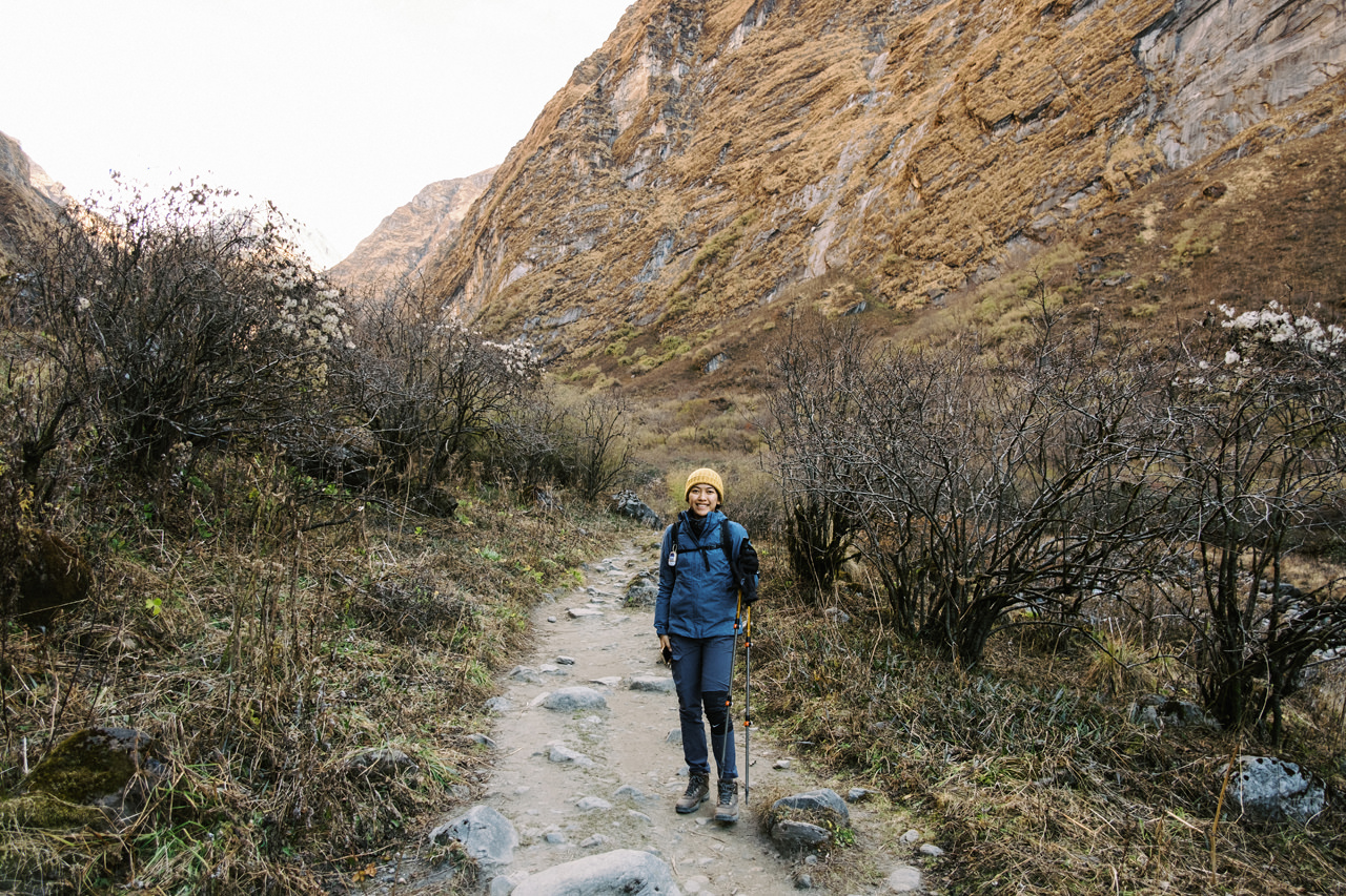 Nepal 2019 - Trekking Annapurna Base Camp 113
