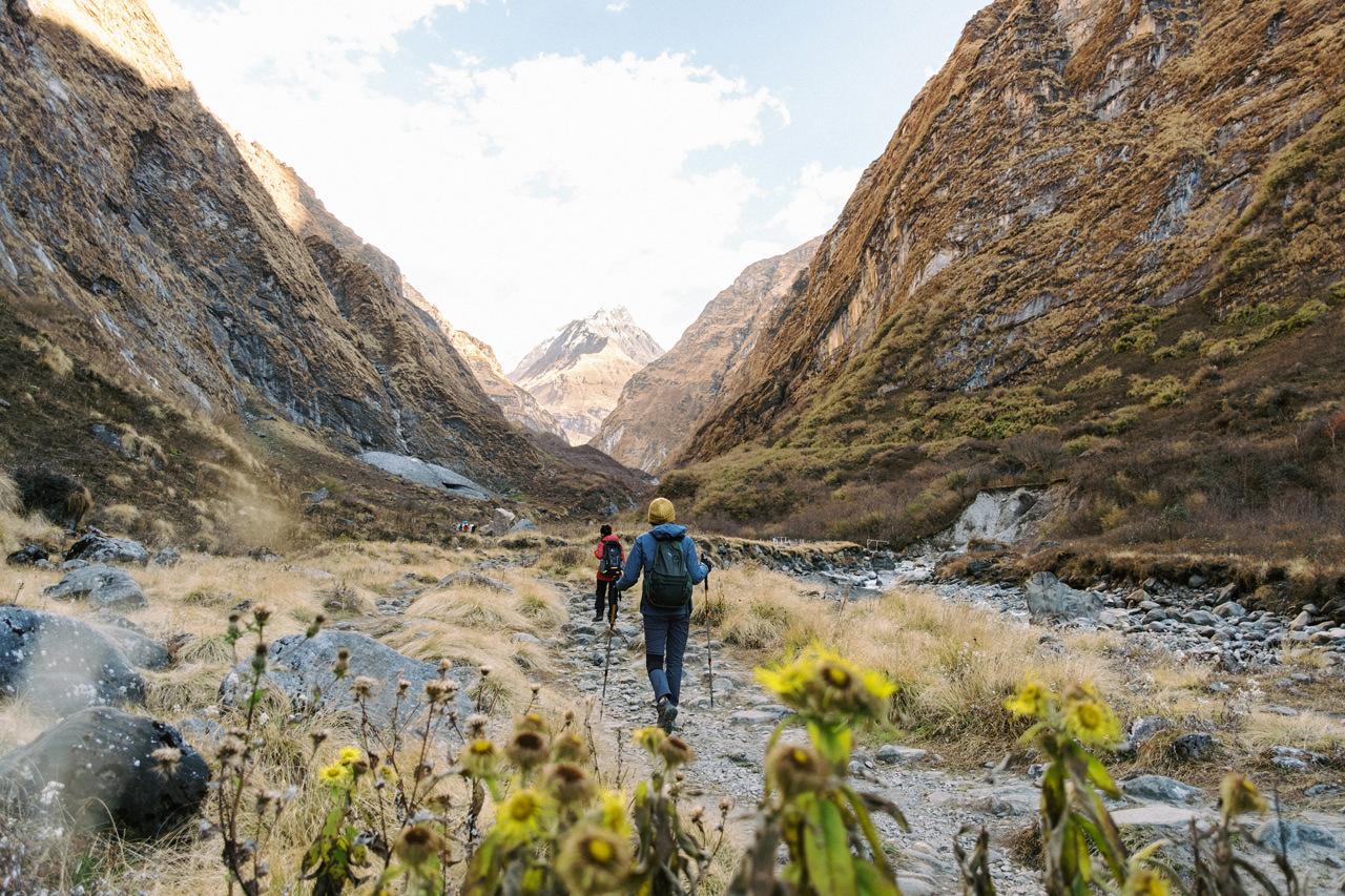 Nepal 2019 - Trekking Annapurna Base Camp 114