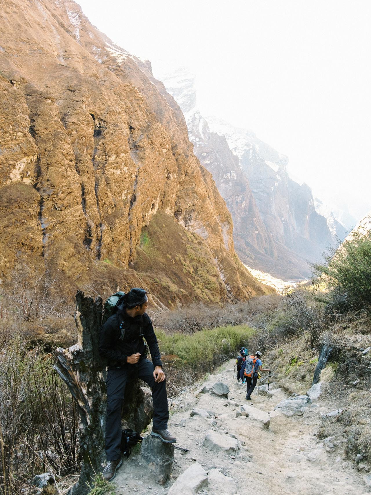 Nepal 2019 - Trekking Annapurna Base Camp 117