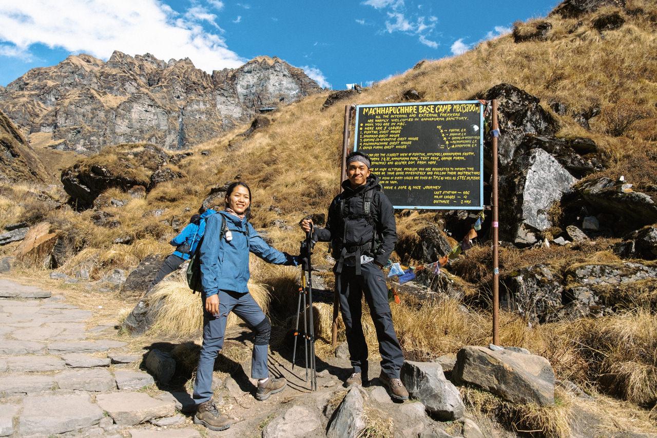 Nepal 2019 - Trekking Annapurna Base Camp 119