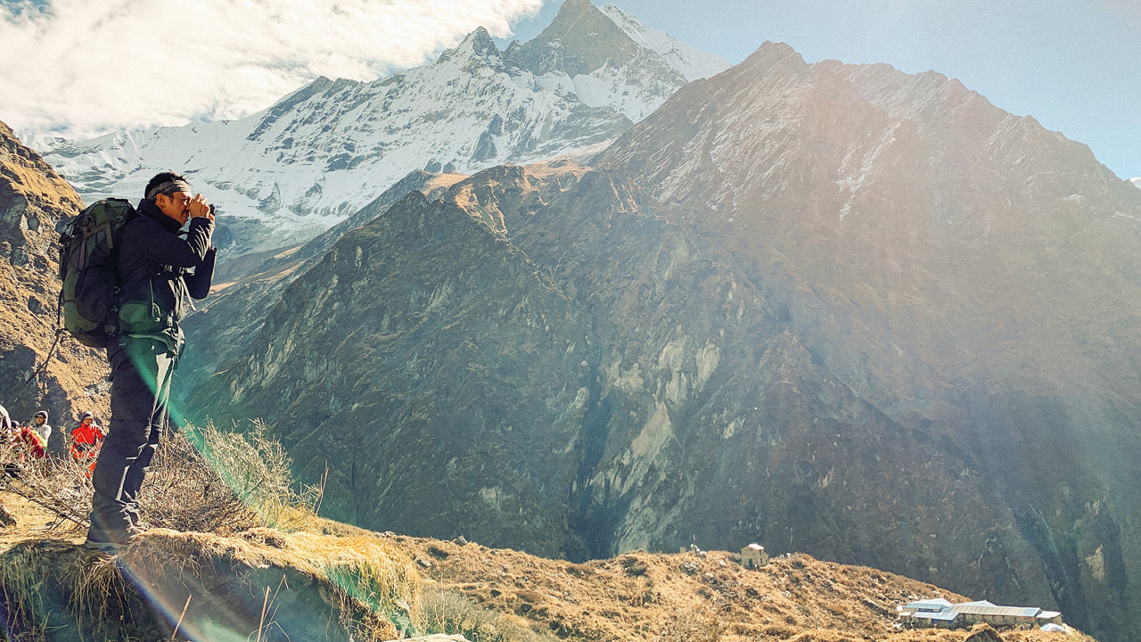 Nepal 2019 - Trekking Annapurna Base Camp 120