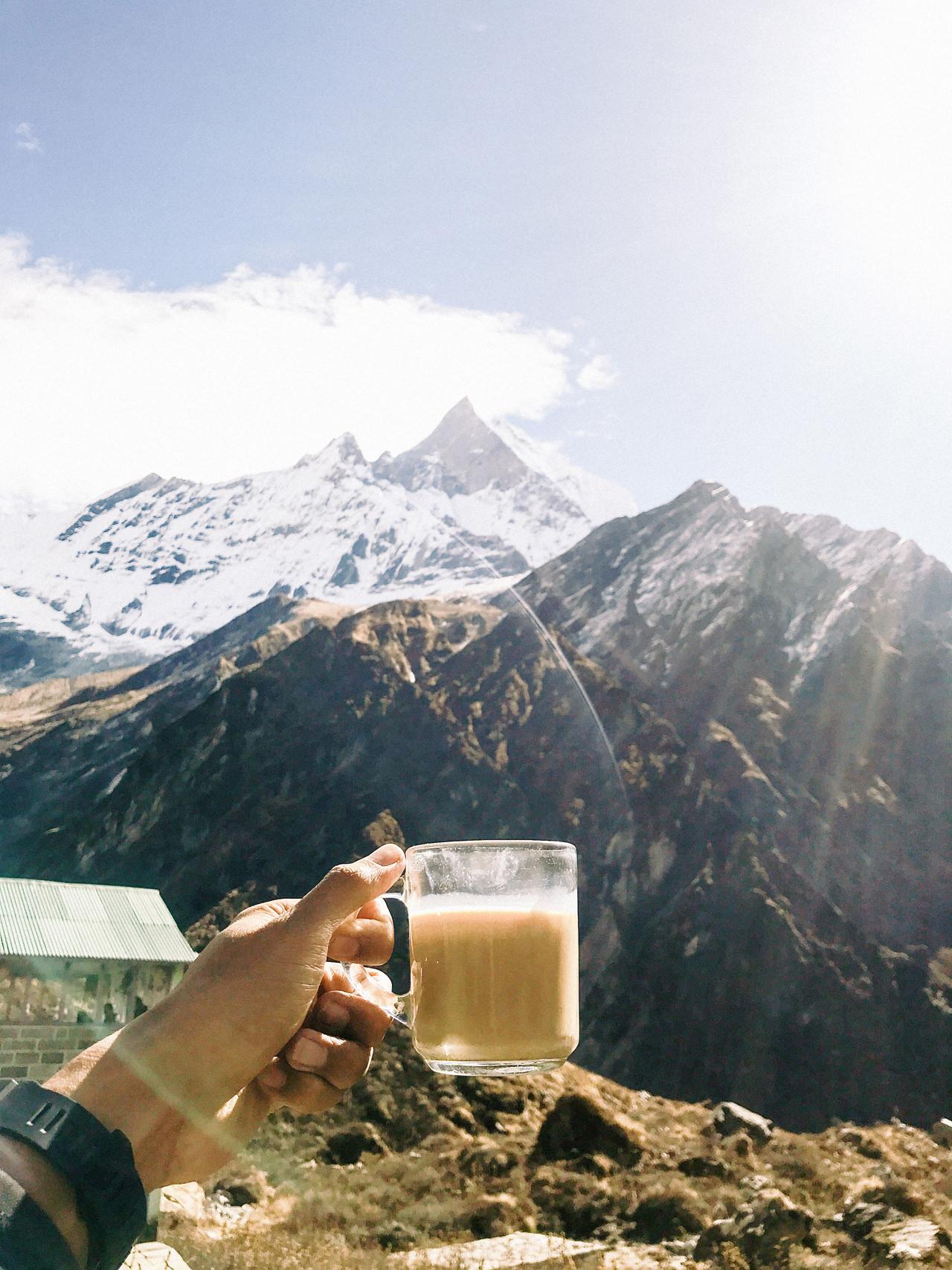 Nepal 2019 - Trekking Annapurna Base Camp 121