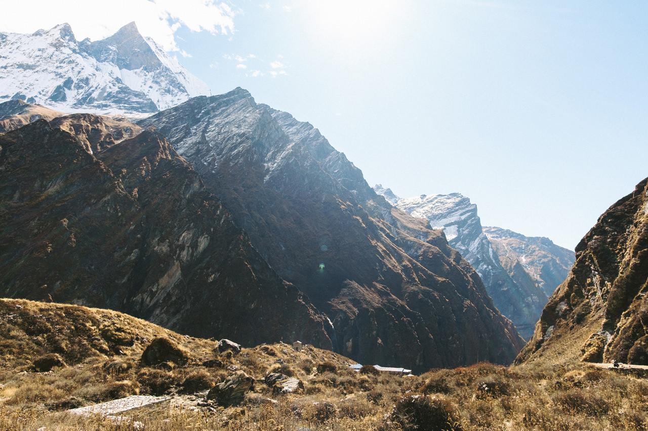 Nepal 2019 - Trekking Annapurna Base Camp 124