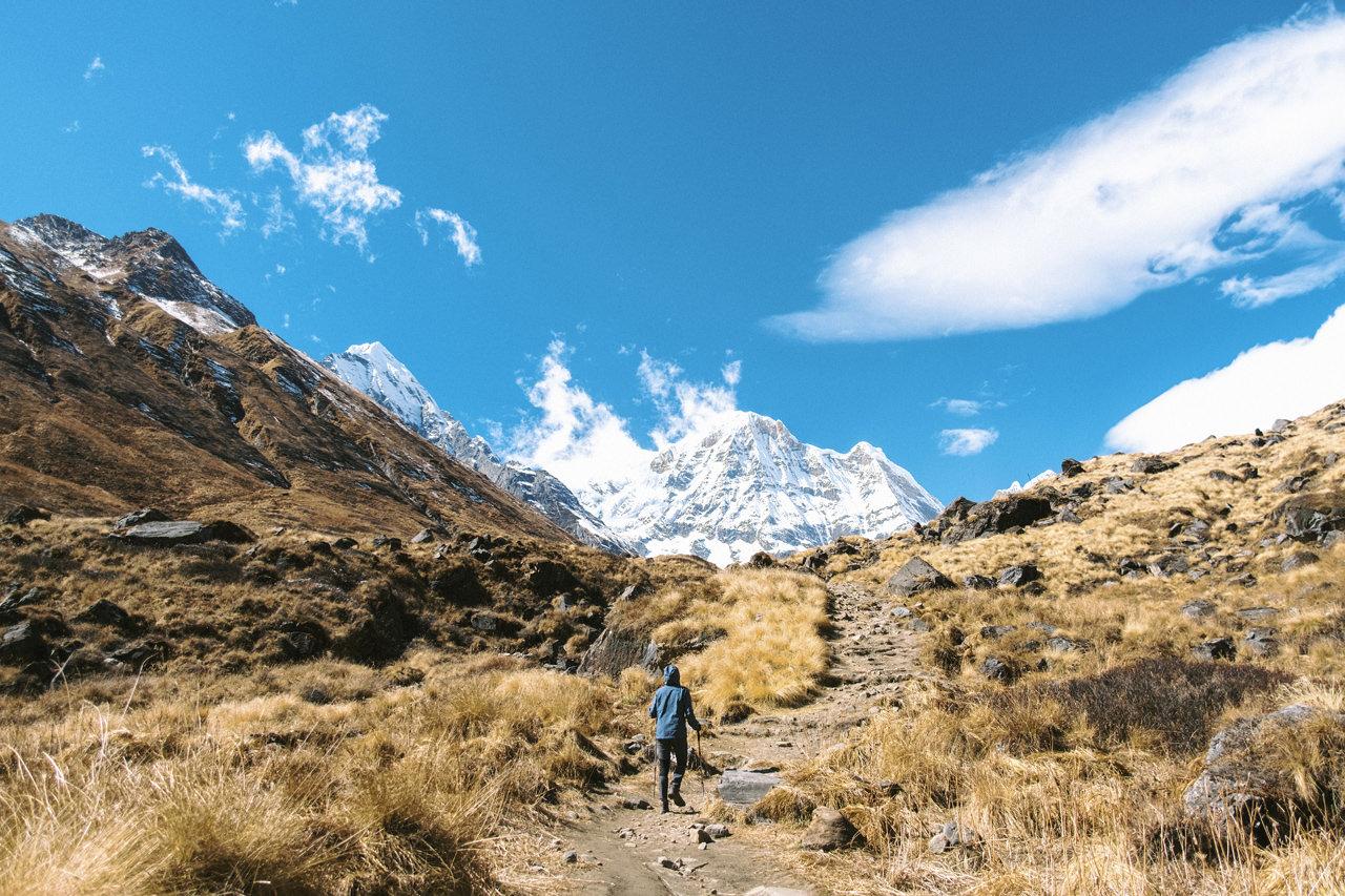 Nepal 2019 - Trekking Annapurna Base Camp 125