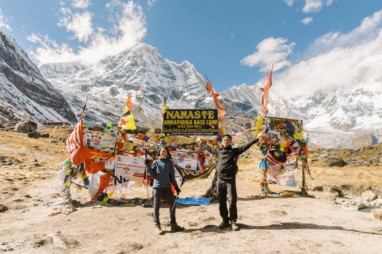 Nepal 2019 - Trekking Annapurna Base Camp 126