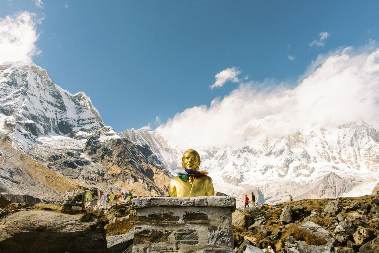 Nepal 2019 - Trekking Annapurna Base Camp 127