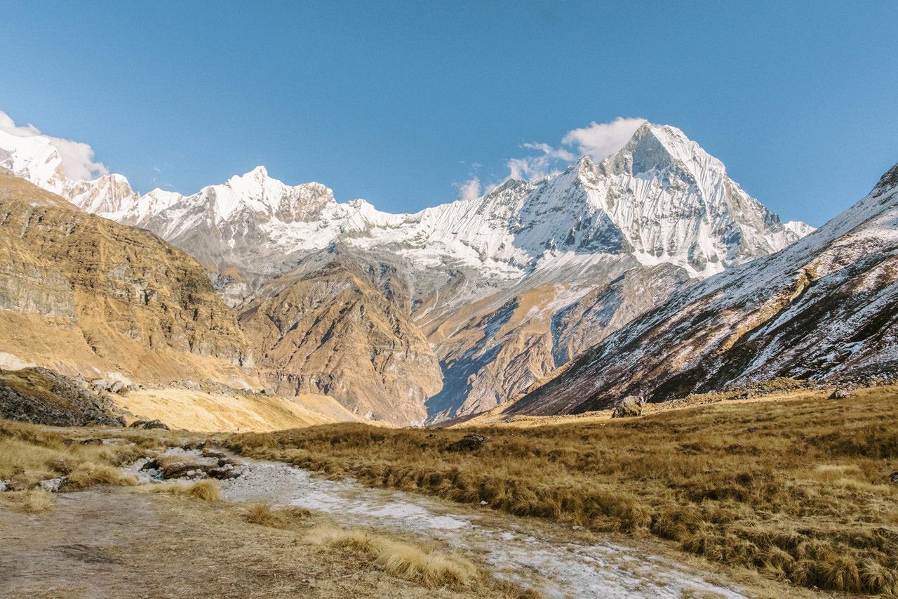 Nepal 2019 - Trekking Annapurna Base Camp 128