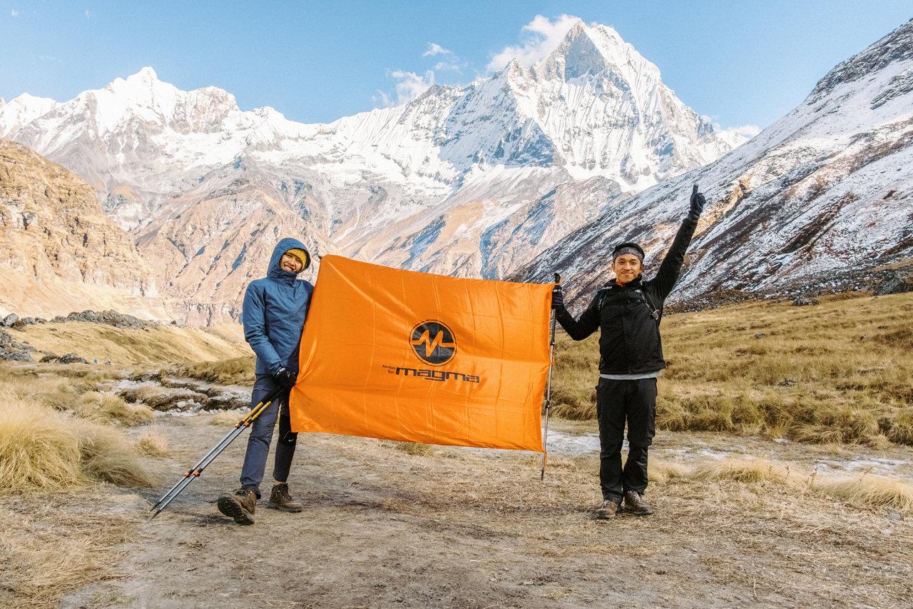 Nepal 2019 - Trekking Annapurna Base Camp 129
