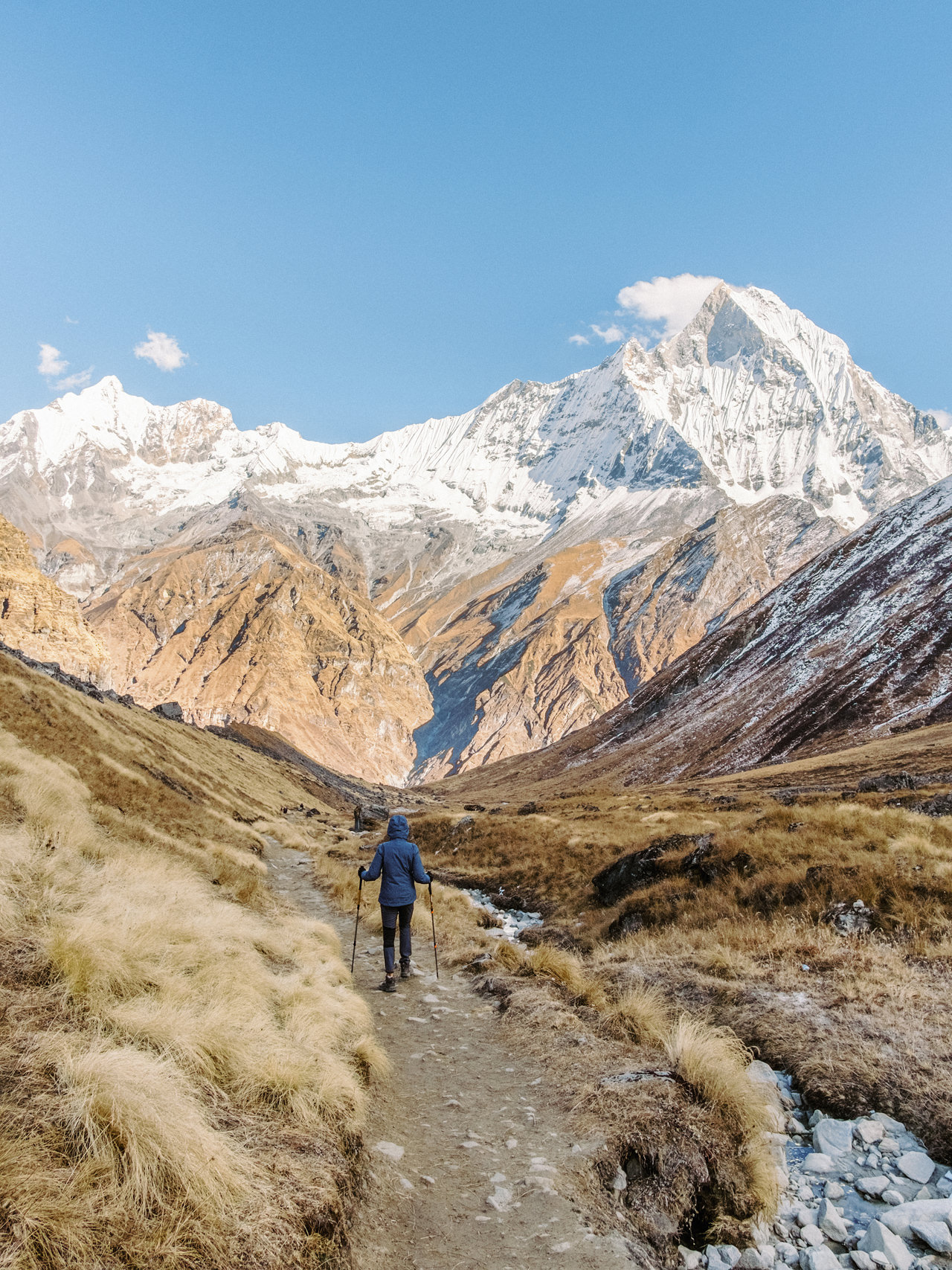 Nepal 2019 - Trekking Annapurna Base Camp 130