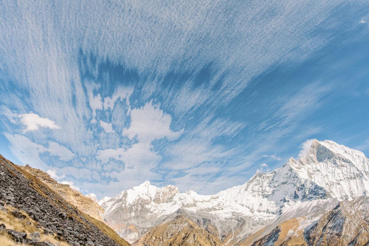 Nepal 2019 - Trekking Annapurna Base Camp 131