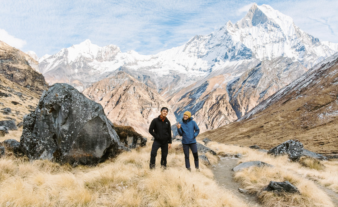 Nepal 2019 - Trekking Annapurna Base Camp 132