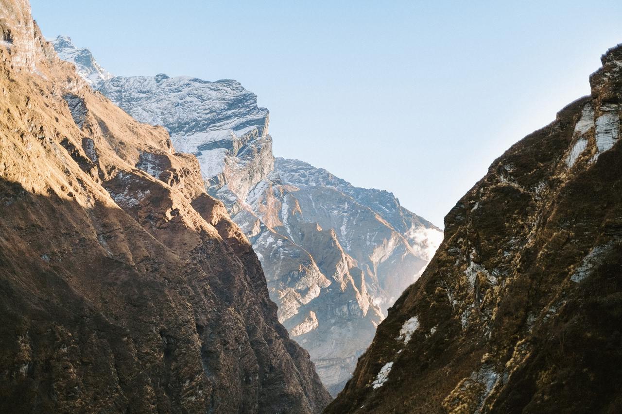 Nepal 2019 - Trekking Annapurna Base Camp 133
