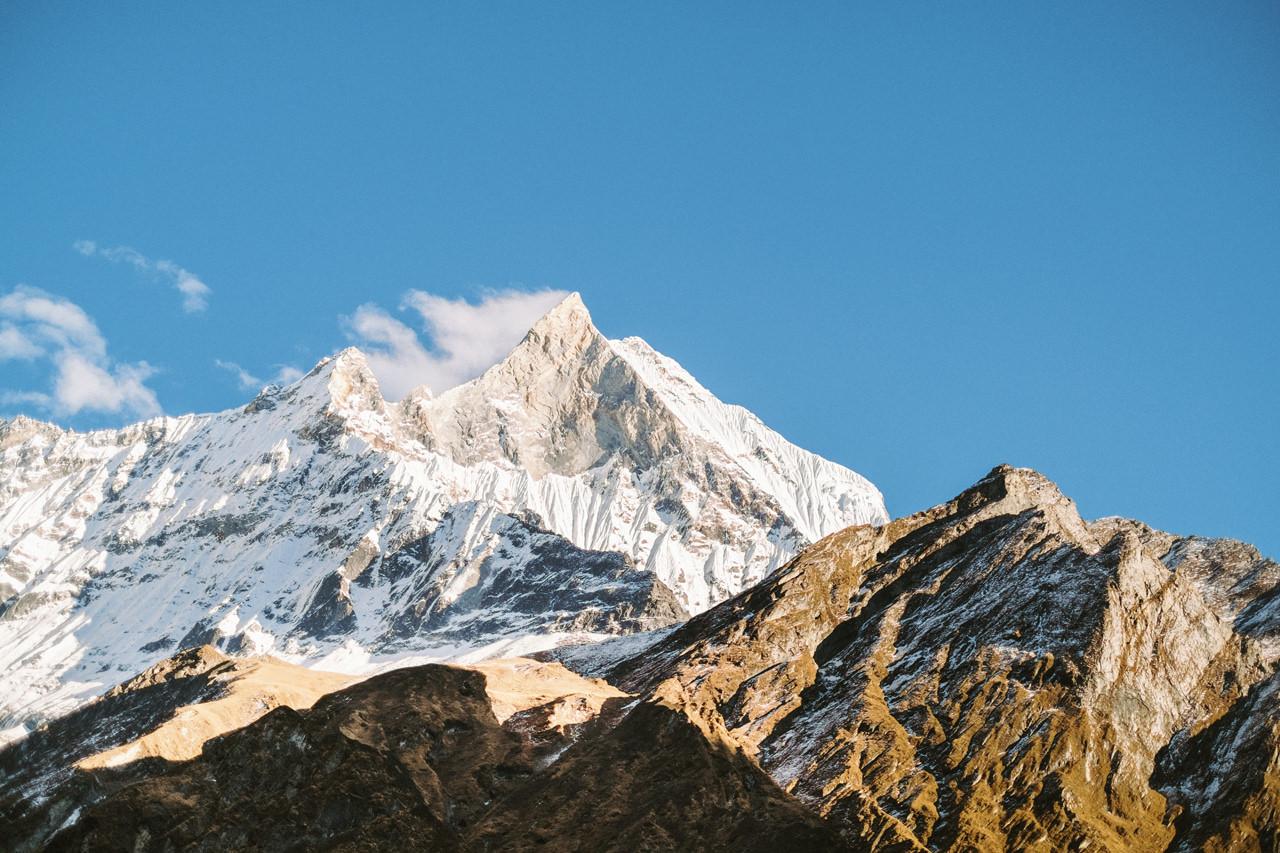 Nepal 2019 - Trekking Annapurna Base Camp 134