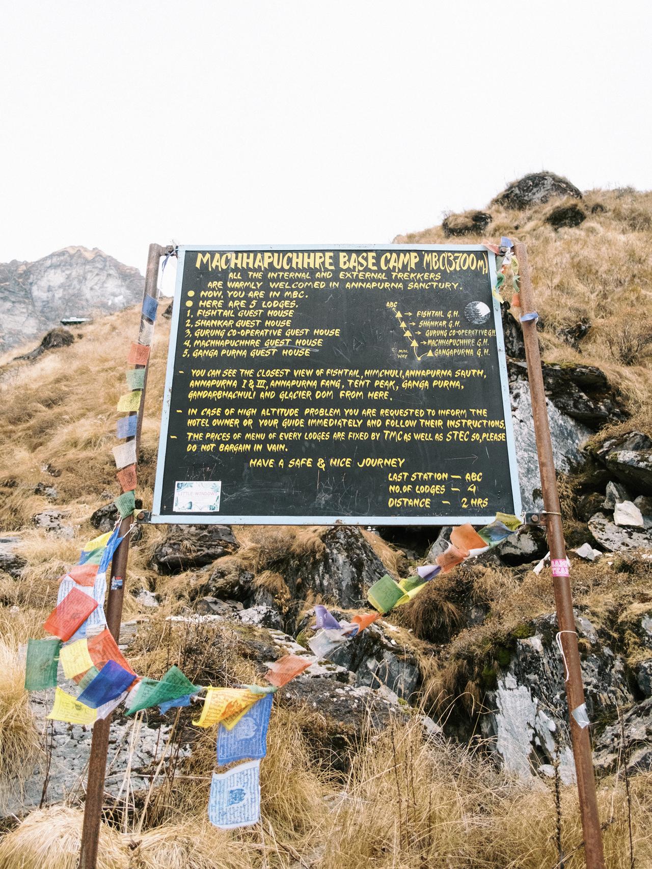Nepal 2019 - Trekking Annapurna Base Camp 135