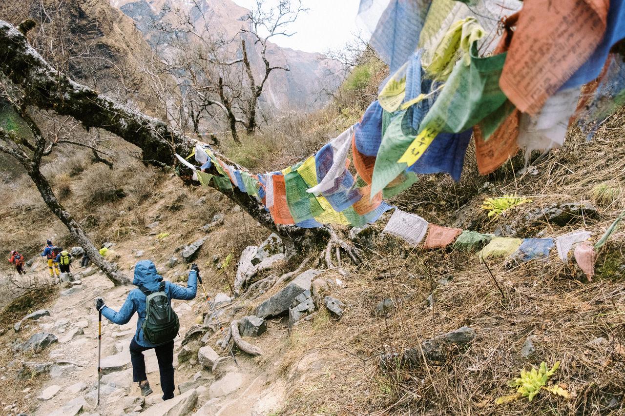 Nepal 2019 - Trekking Annapurna Base Camp 137