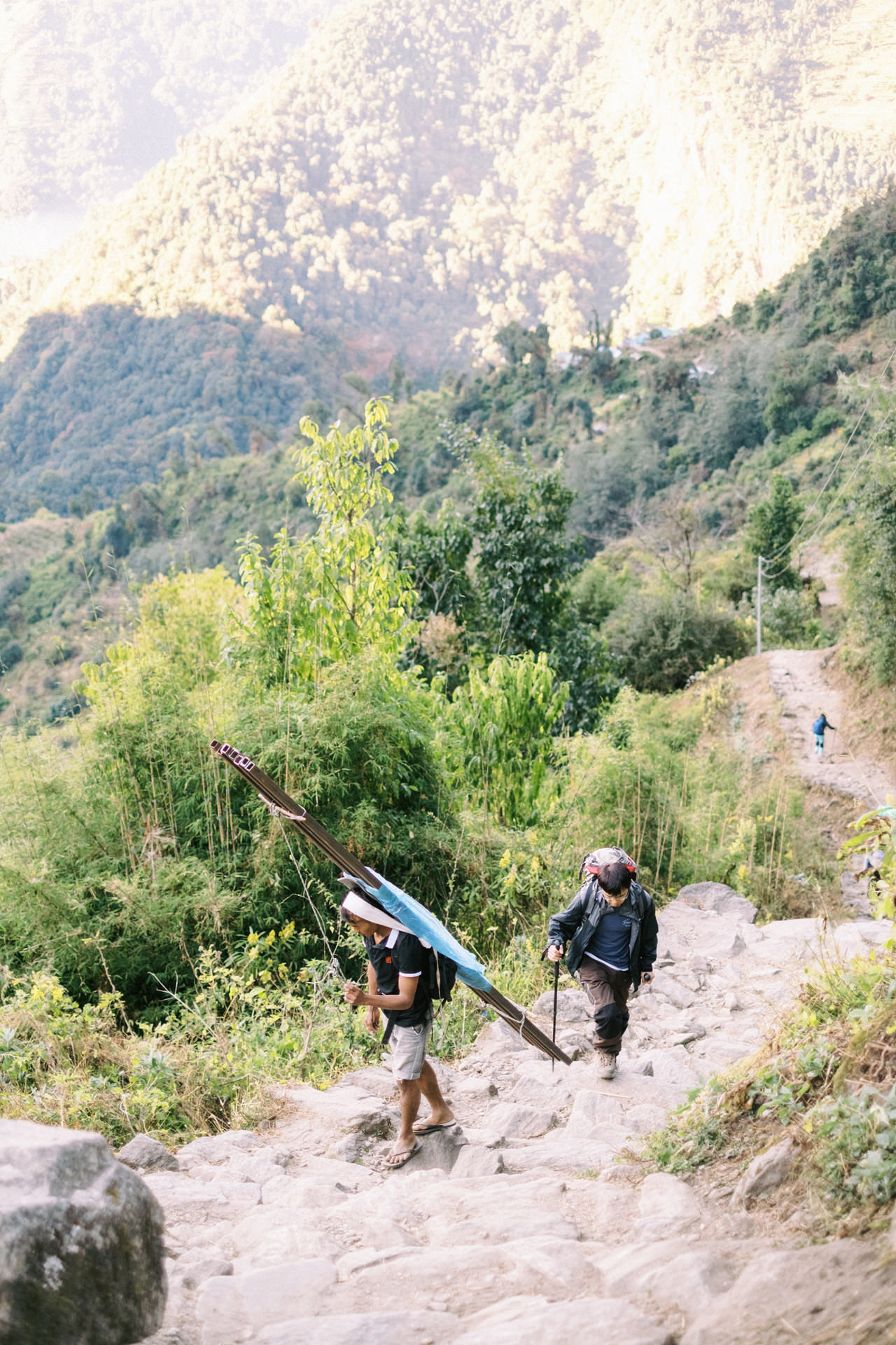 Nepal 2019 - Trekking Annapurna Base Camp 140