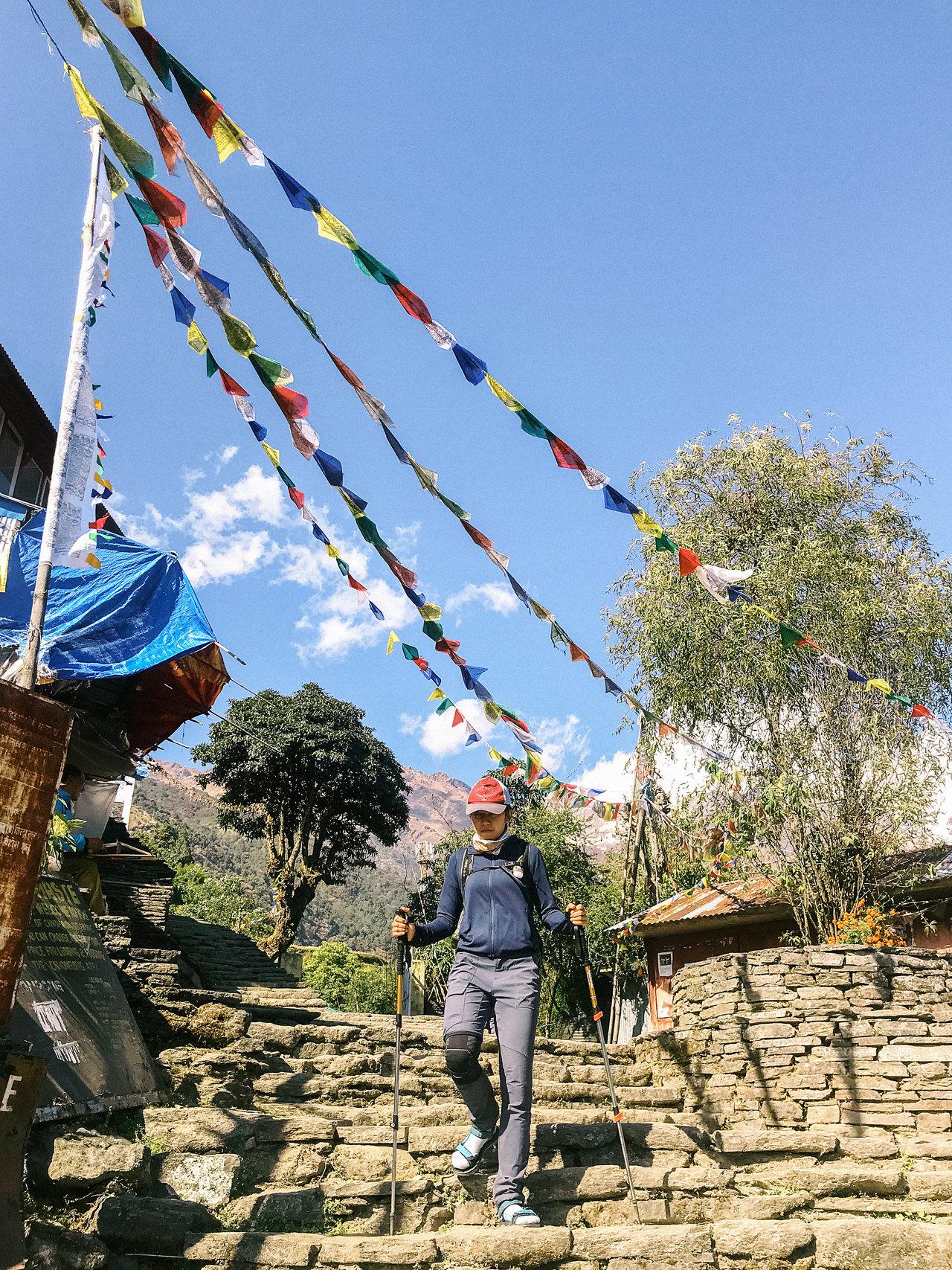 Nepal 2019 - Trekking Annapurna Base Camp 141