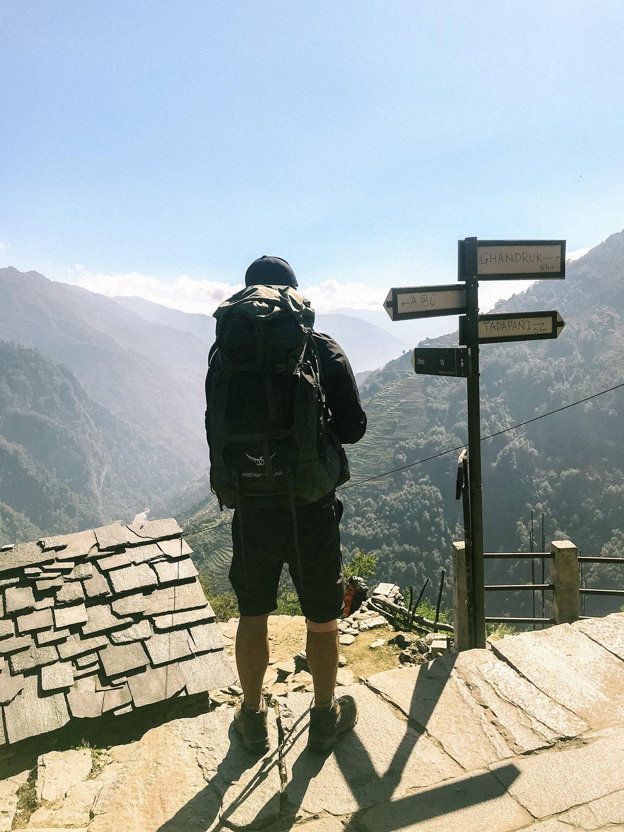Nepal 2019 - Trekking Annapurna Base Camp 142