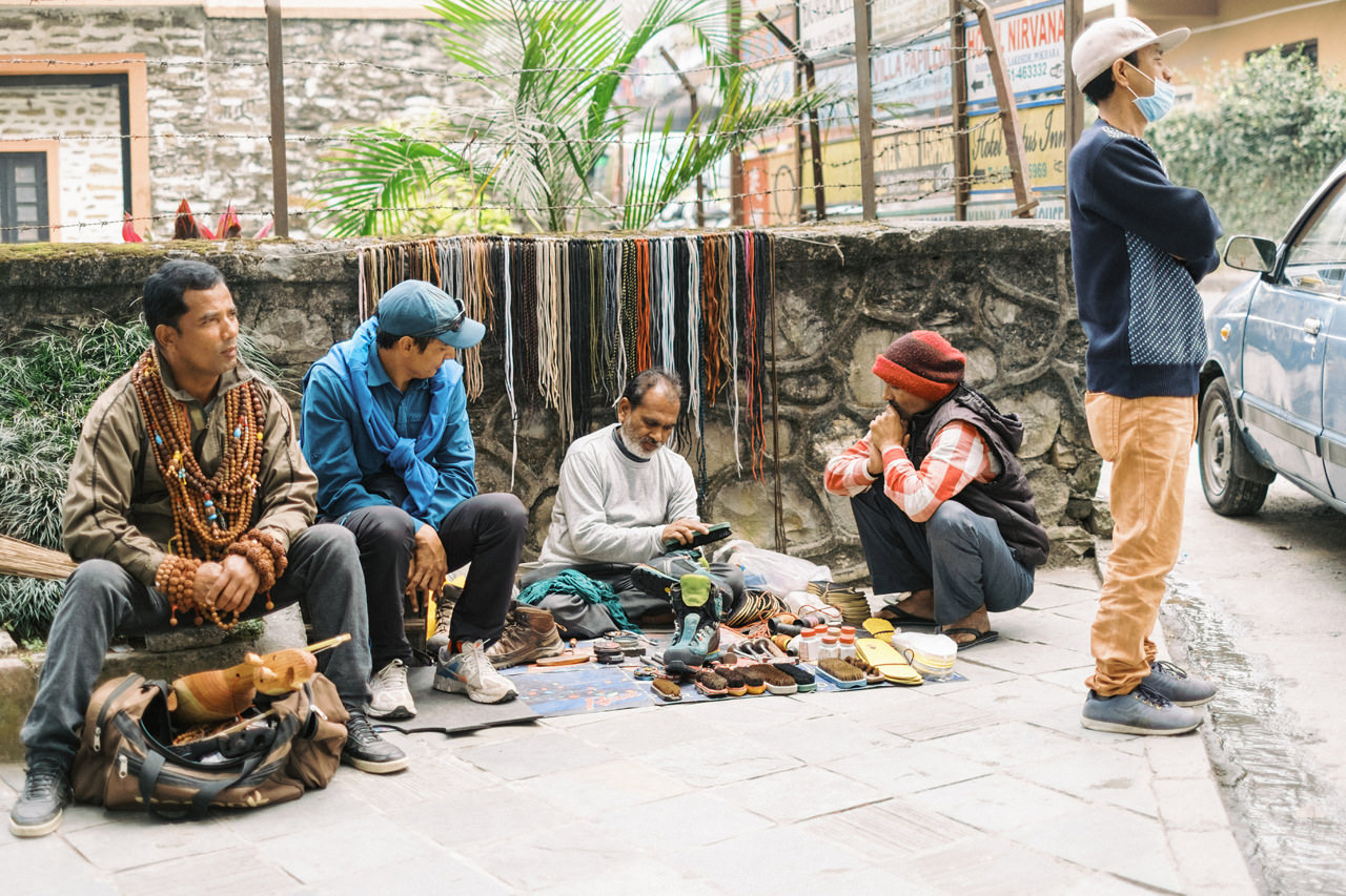 Nepal 2019 - Trekking Annapurna Base Camp 171