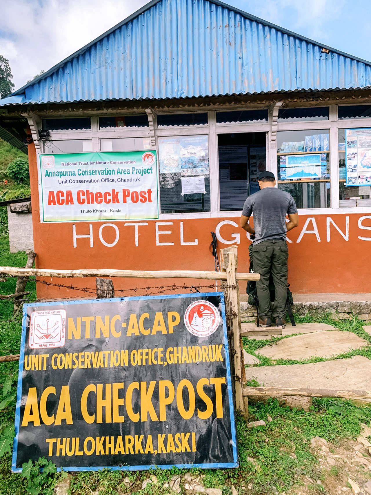 Nepal 2019 - Trekking Annapurna Base Camp 188