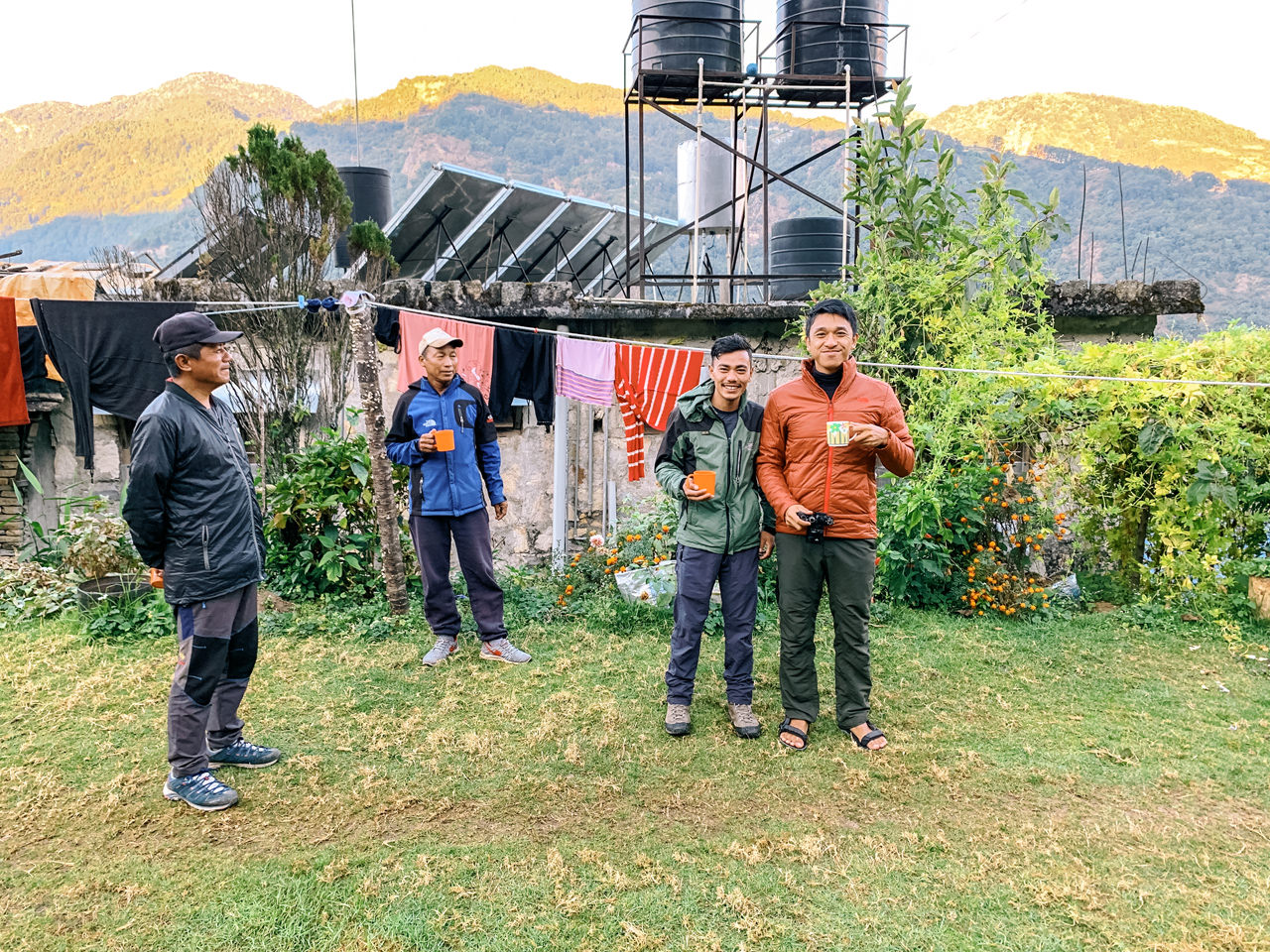 Nepal 2019 - Trekking Annapurna Base Camp 189