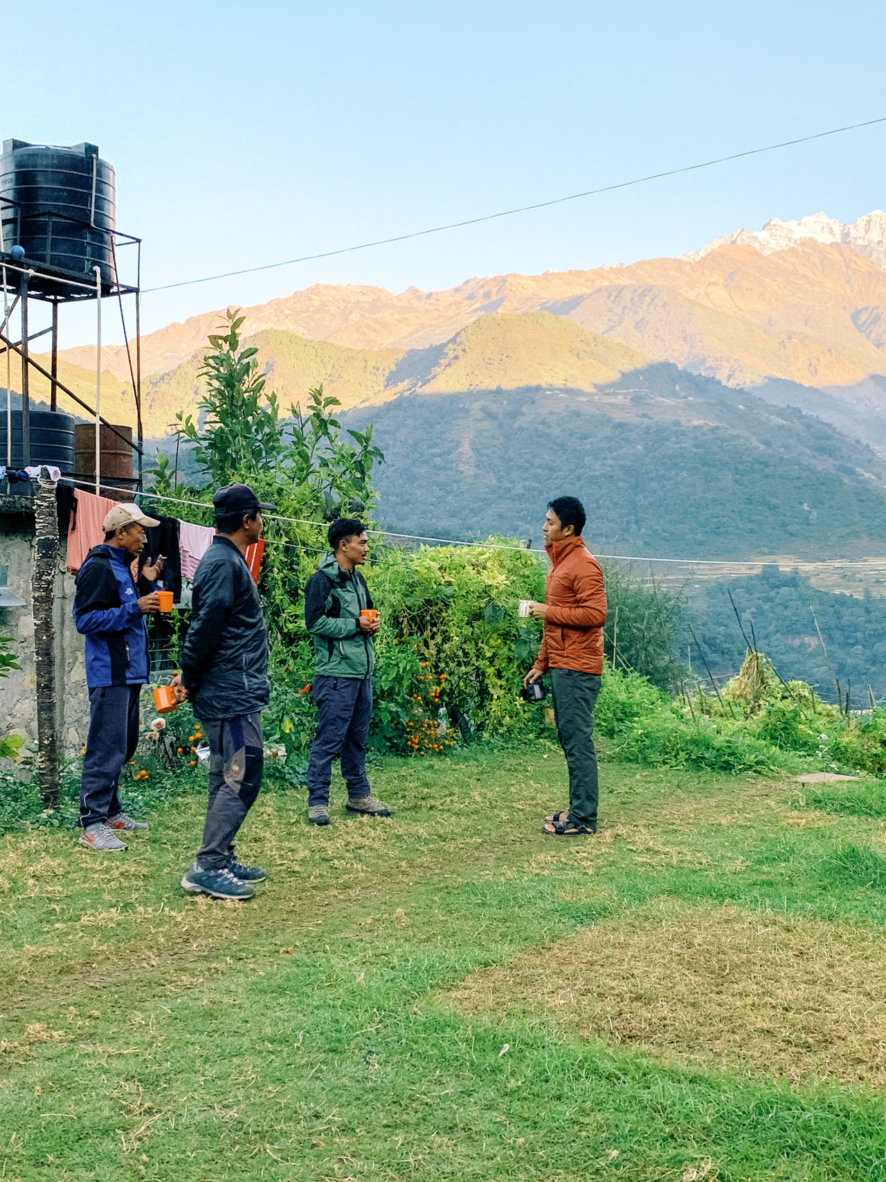 Nepal 2019 - Trekking Annapurna Base Camp 190