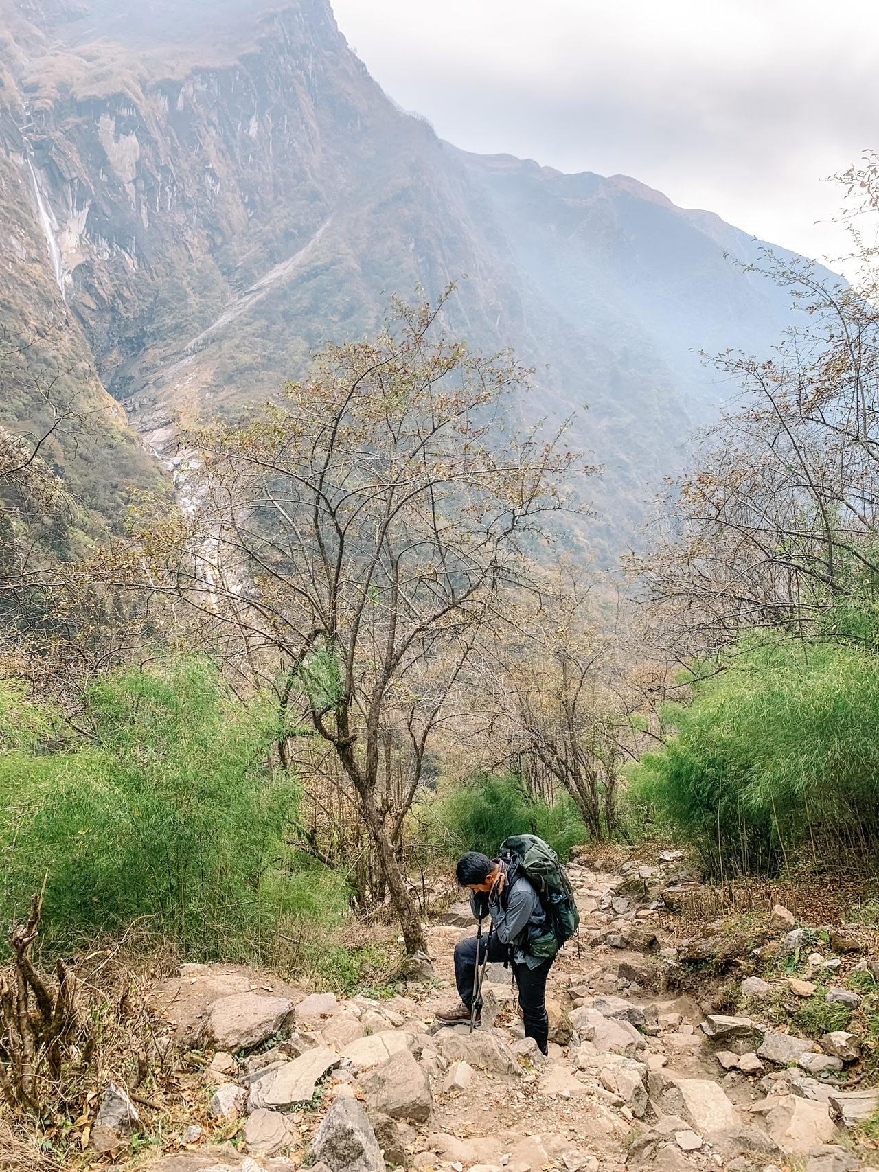 Nepal 2019 - Trekking Annapurna Base Camp 193
