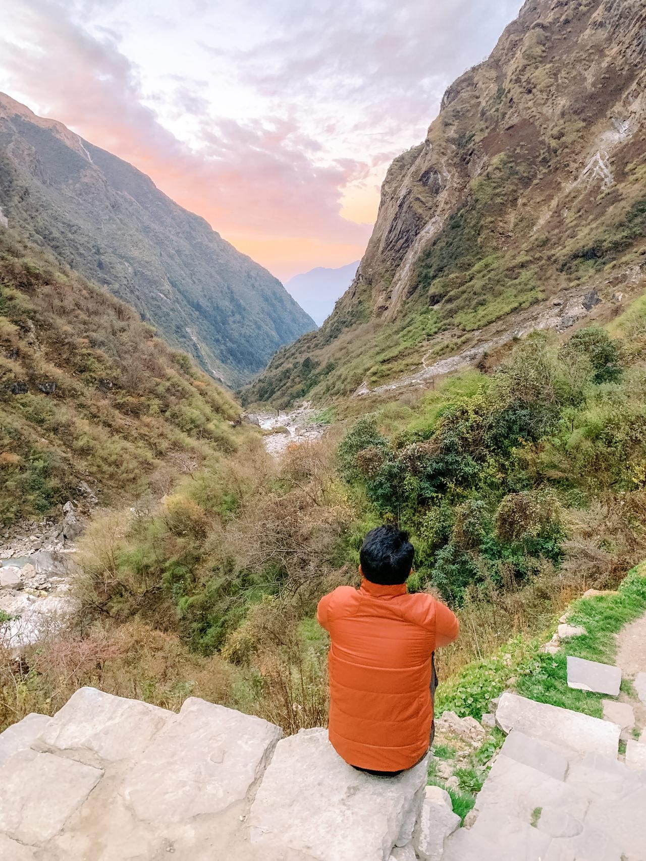 Nepal 2019 - Trekking Annapurna Base Camp 194