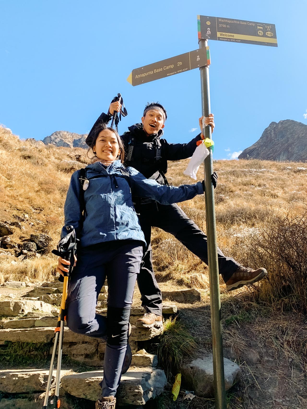 Nepal 2019 - Trekking Annapurna Base Camp 197