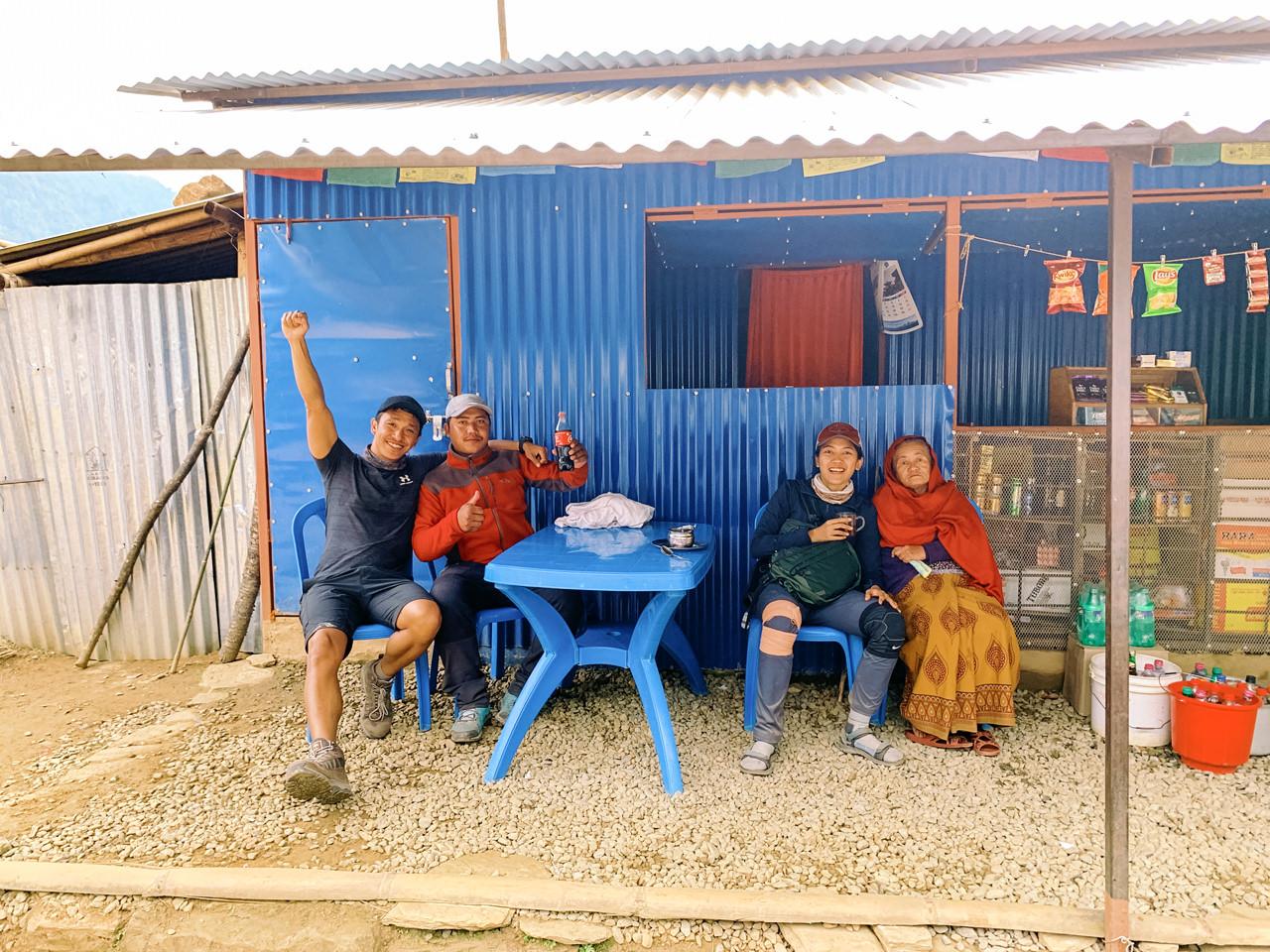 Nepal 2019 - Trekking Annapurna Base Camp 198