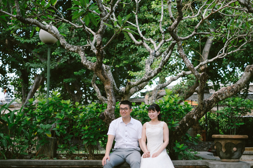 Y&M: Bali Honeymoon Photography 1