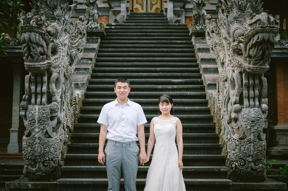 Y&M: Bali Honeymoon Photography 4