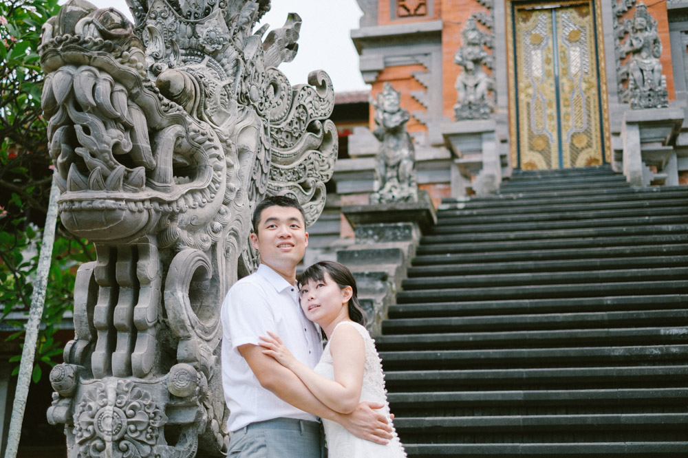 Y&M: Bali Honeymoon Photography 5