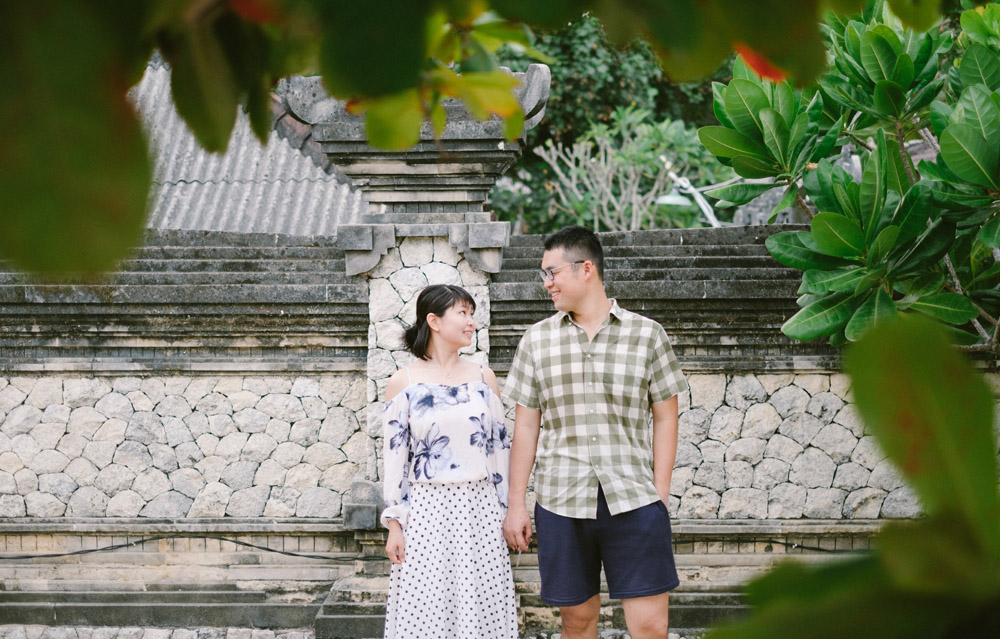 Y&M: Bali Honeymoon Photography 8
